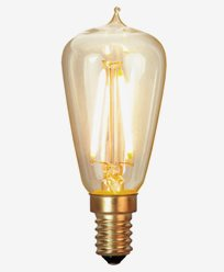 Star Trading LED Mini Edison E14 Soft glow 2200K 1,9W 120 lm