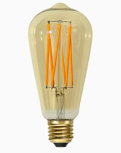 Star Trading Vintage Gold 1800K LED filament Edison 3,8W (25W)