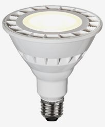 Star Trading Spotlight LED PAR38 Klar E27 IP65 1100lm 4000K