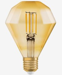 Osram LED VINTAGE 1906 Diamond 40 4,5W/825 (40W) E27