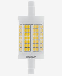 Osram SUPERSTAR LED-pære R7s 78mm 11,5W/827 (100W) Dimbar
