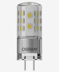 Osram LED-pære GY6.35 stift 3,3W/827 (35W)