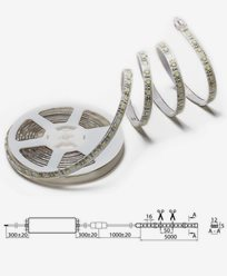 Airam LED-strip TRITON 12V IP68 52W/5M 832