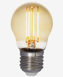 Airam Antique LED Filament Klot E27 2200K 5W Dimbar (35W)