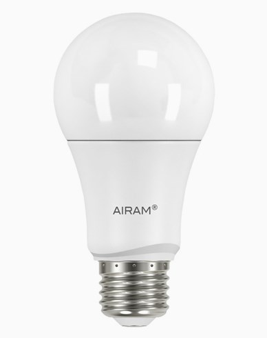 Airam RADAR LED-pære E27 10W/840 (60W)