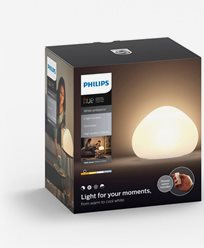 Philips Hue Connected Wellner table lamp white 1x9.5W 230V.Inkl switch