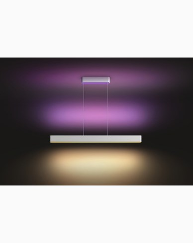 Philips Hue ENSIS Langbord pendel Hvit 39W White Ambiance Color
